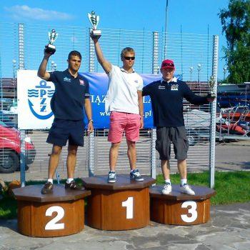 3 miejsce w regatach o puchar PZZ, Puck (POL), 17-19.05.2013