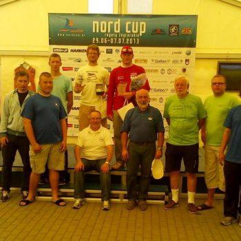 2 miejsce w regatach Nord Cup 2013, Gdansk (POL), 29.06-1.07.2013