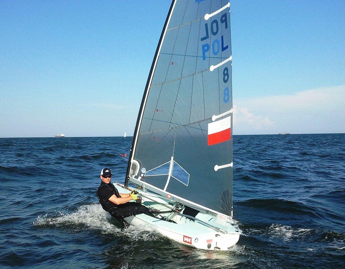 Treningi z Rafałem Szukielem, Gdynia (POL), 22-27.07.2014
