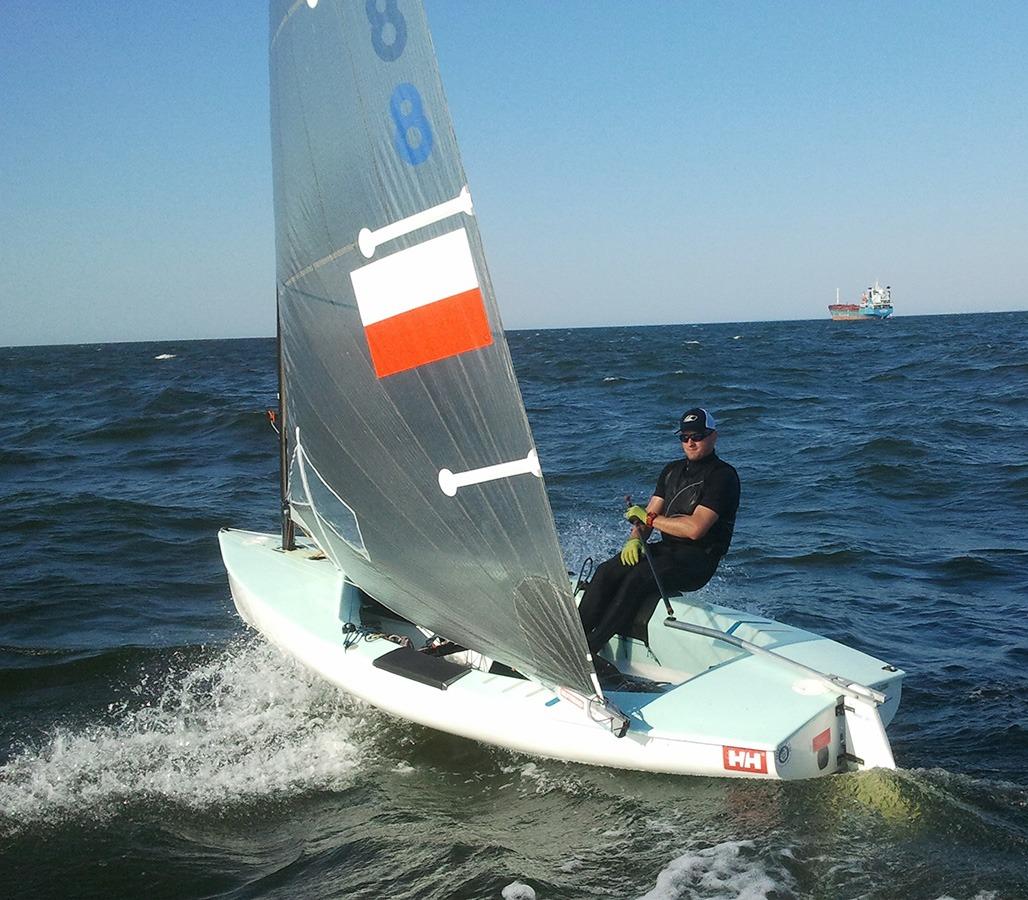 Mistrzostwa Polski klasy Finn, Gdańsk (POL), 25-28.09.2014