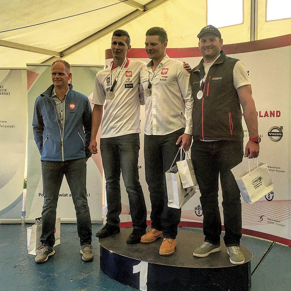 Brązowy medal Mistrzostw Polski 2016