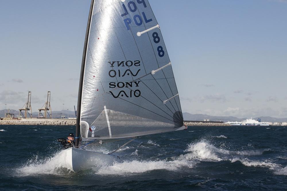 S.O.F. Voile 2013 - francuski tydzień olimpijski, Hyeres, (FRA), 21-28.04.2013