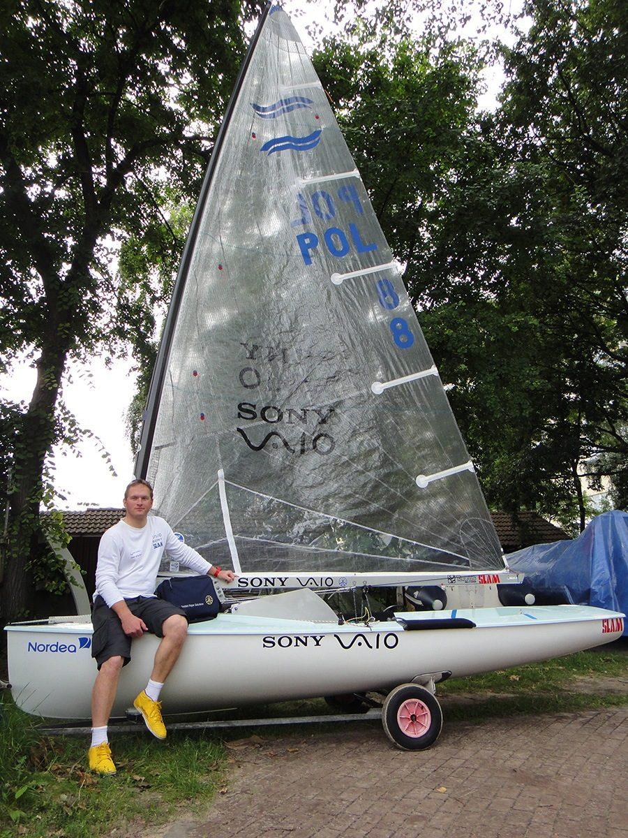 Sopot Finn Cup (POL), 25-26.08.2012