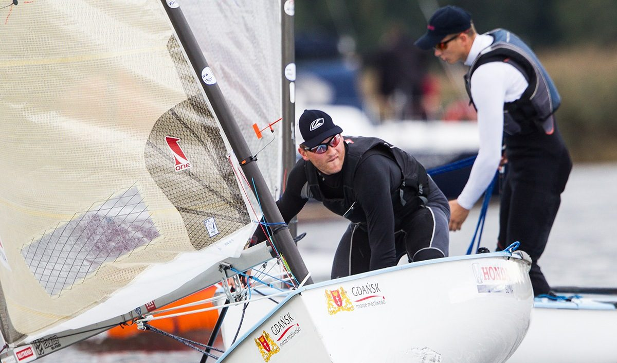 Mistrzostwa Polski klasy Finn, Gdańsk, 17-20.09.2015